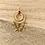 Thumbnail: Boucles d'oreilles Cyrielle Ref BO 206