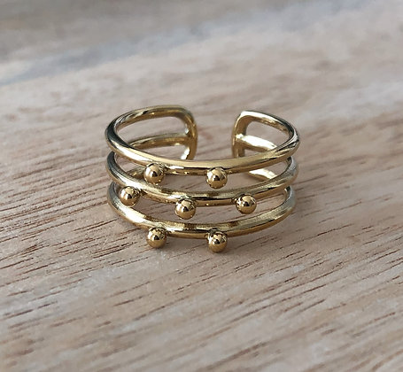 Bague Lyly Or Ref H4
