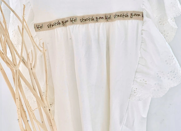 Thee shirt broderie anglaise