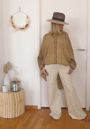 Chemise Robe Oversize  Chantal B Ref CB14
