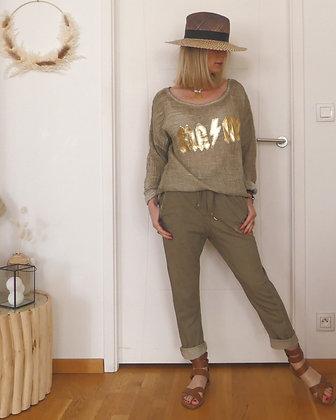 Thee shirt Luigi  Chantal B Ref CB2