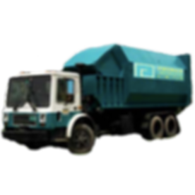 Premier Waste Management Compactor Truck. Garbage Disposal Truck. Compactor Truck. Garbage Disposal in Jamaica. Jamaica Waste Management Company