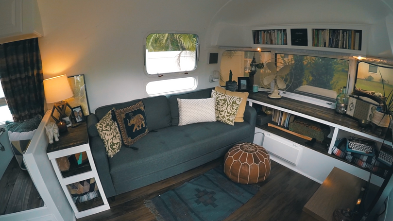 Augustine the Airstream