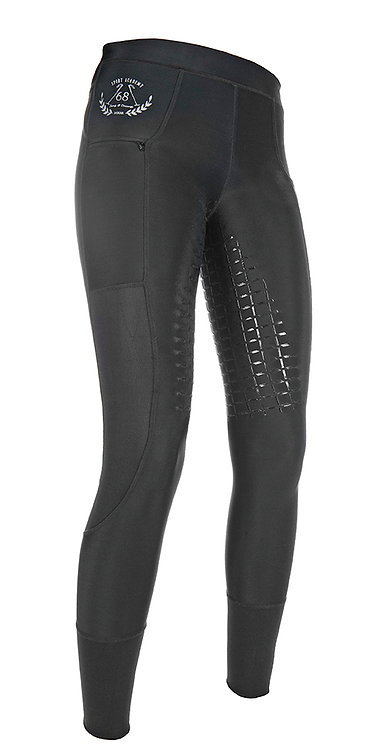 HKM Technical Riding tights full silicone seat