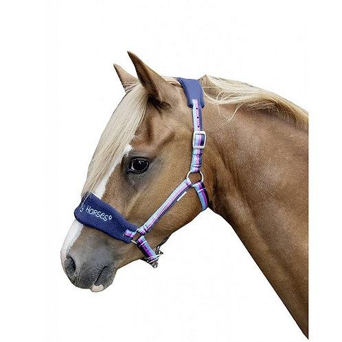 HKM Funny Horses Headcollar