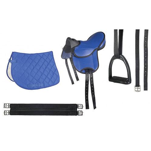 HKM Shetland saddle set
