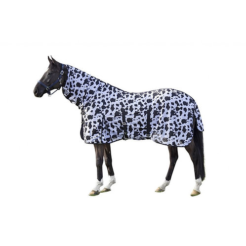 HKM Combo fly rug/fixed neck