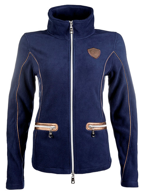 HKM Lauria Garelli Moena fleece jacket