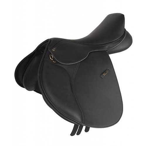 HKM Zeus premium close contact juming saddle