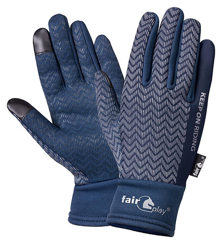 Fairplay Cortina Herringbone gloves