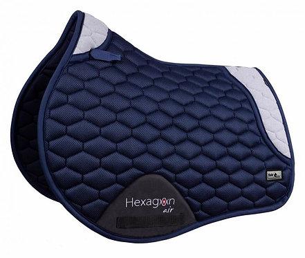 Fairplay Hexagon 3D mesh saddle pad