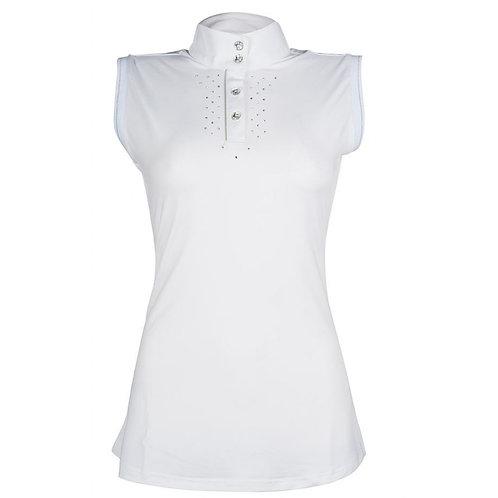 HKM Cavallino Marino Venetzia Sleeveless Competition Shirt