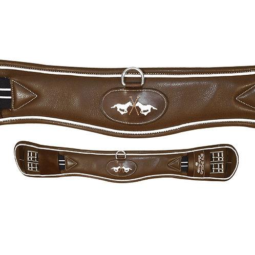 HV Polo Leather Dressage Girth