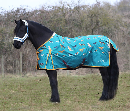 Gallop The Dogs 100g turnout rug