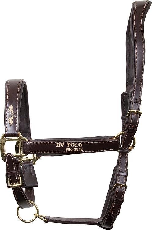 HV Polo Dyvino leather Headcollar