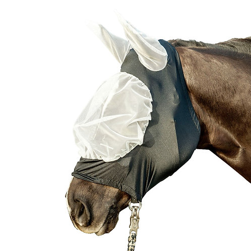 HKM SOFT LYCRA FLY MASK