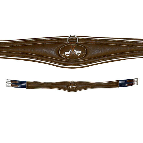 HV Polo Leather Girth