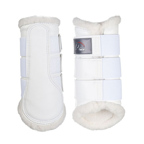 Hkm Protection Boots-Fur lined
