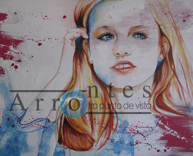 Princesa Leonor 100x81 cms copy