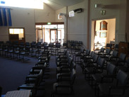 Auditorium Entrance