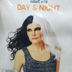 Spotted at Target! #halloween2015 #target Thank you _carynmodels for the booking! HMUA_ Carol Stoper