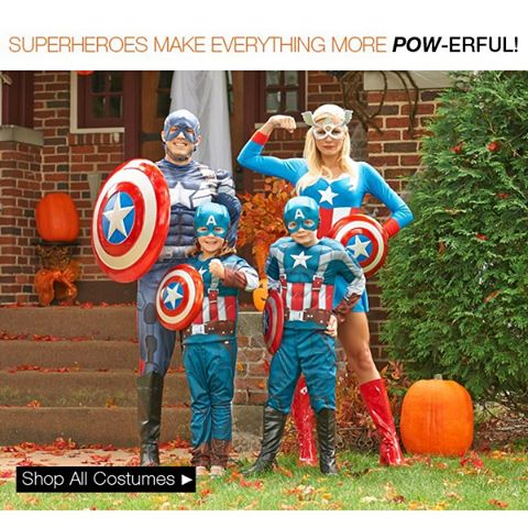 🎃Halloween Costume Catalog Work #halloween #costume #model #chicago #captainamerica #superhero #sup