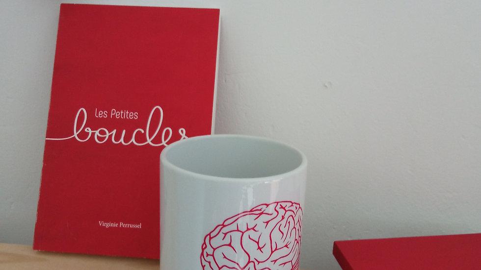 Promo Avril 1 livre + 1 mug L'Egotripes