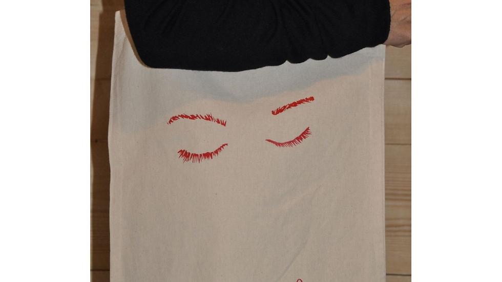 Tote bag Les Petites Boucles- Le Rien