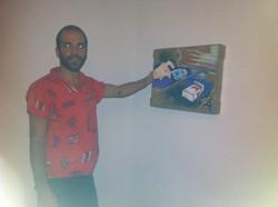 Alan with box drawing
