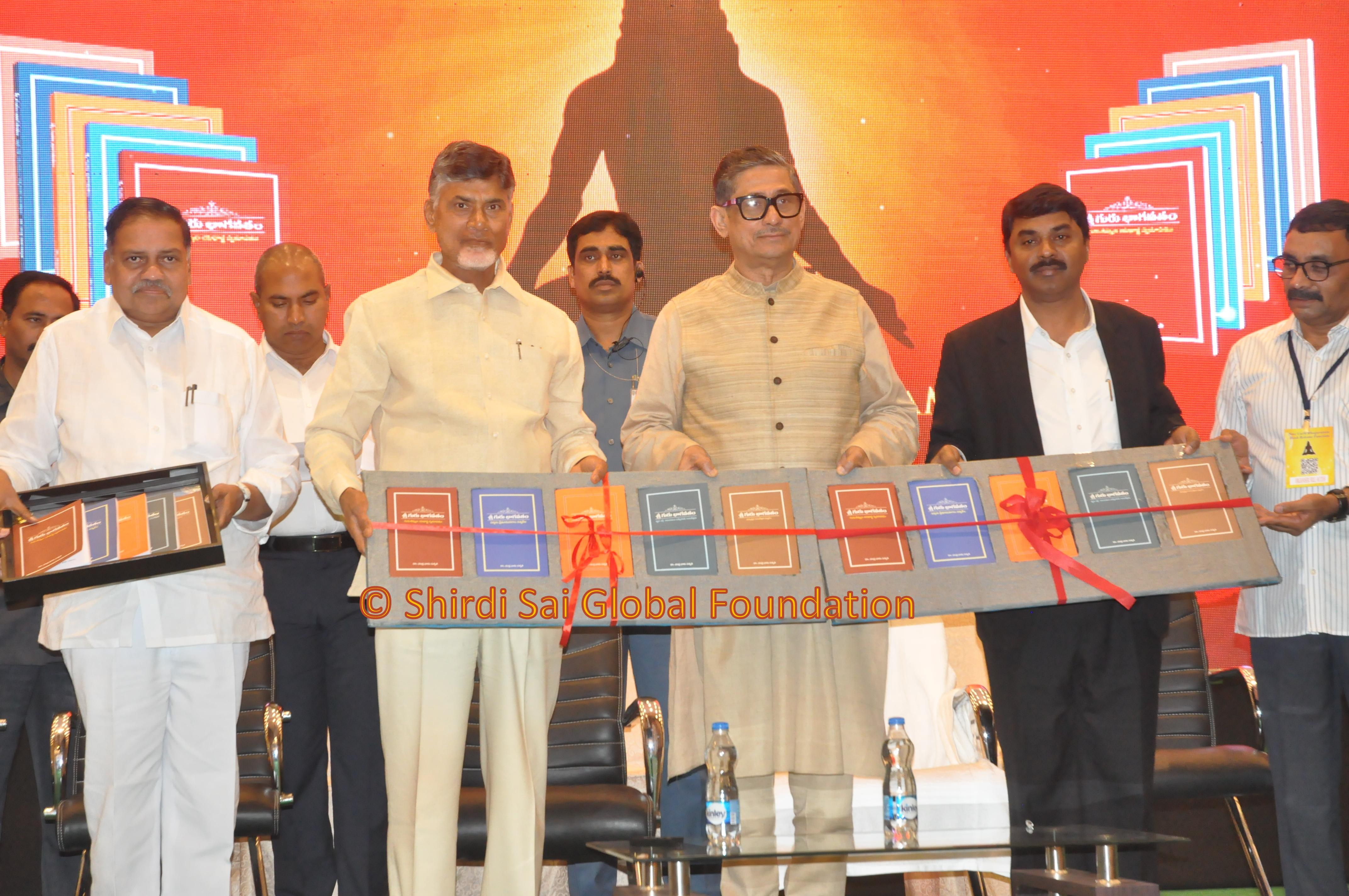 Book Release Function at Vijayawada