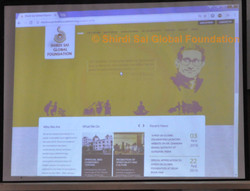 LAUNCH OF SSGF WEBSITE