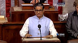 Invited to open the United States House of Representatives (HoR) as Guest Chaplain. Dr. Satpathy
