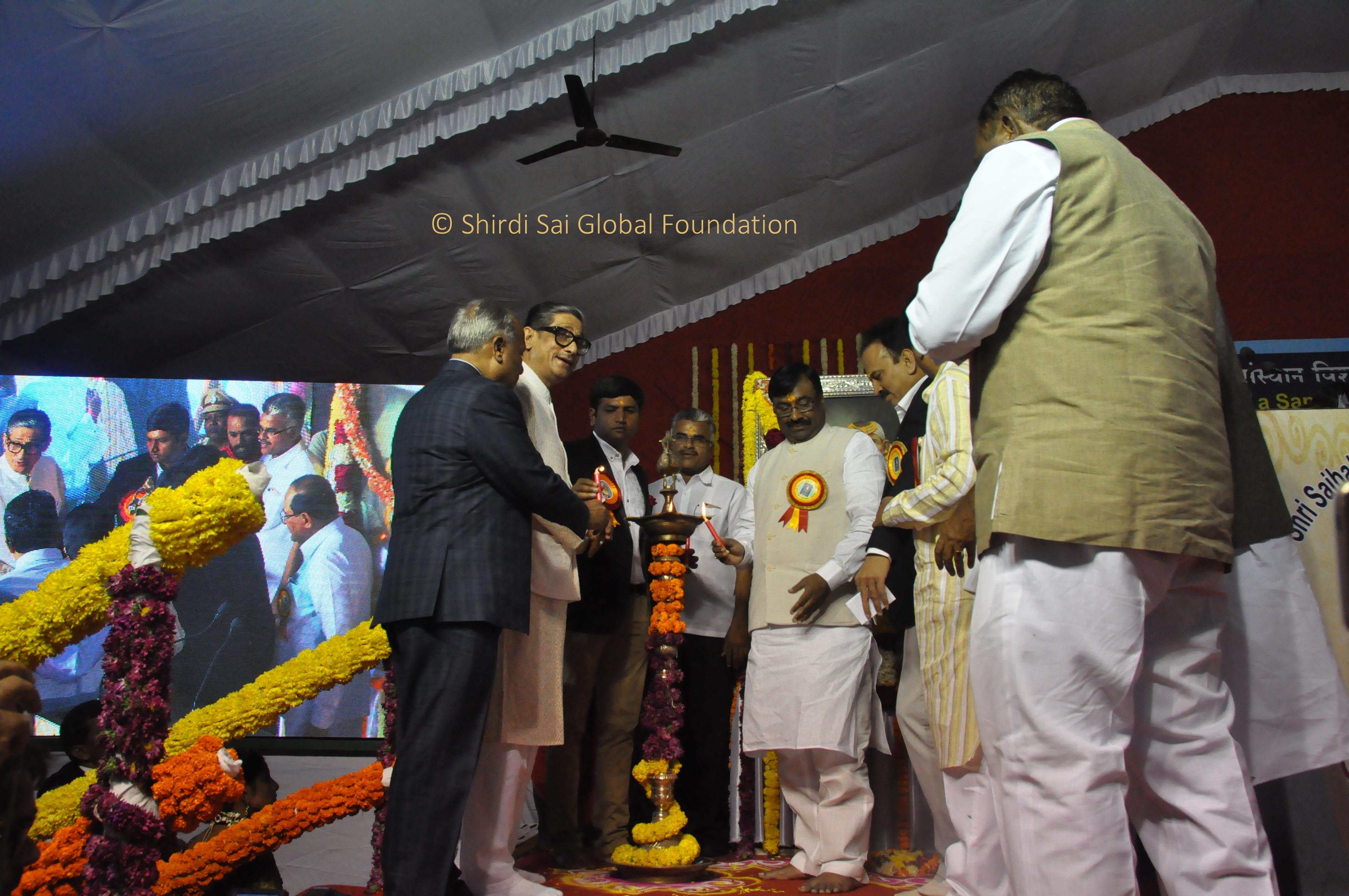 Global Summit of Shirdi Sai Temple Trustees held in Shirdi