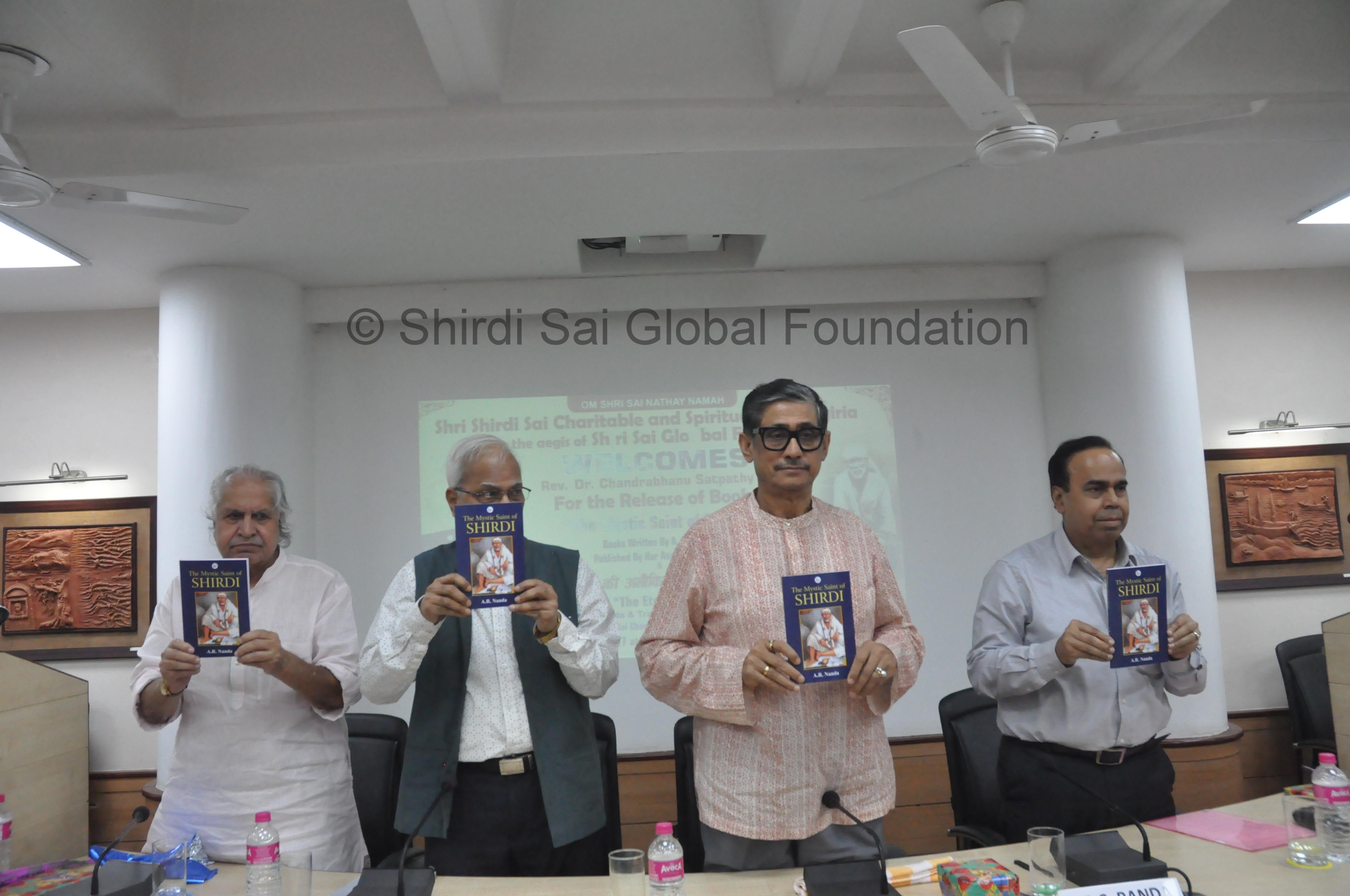 Book Release-A R Nanda (2)