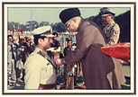 SSP Azamgarh Dr C B Satpathy was awarded the Police Medal for Gallantry