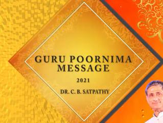 Guru Poornima Message 2021