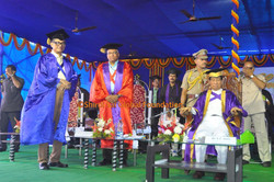 Honoris Causa (D.Lit.) From North Od