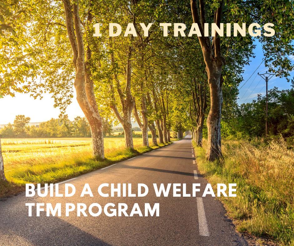 Child Welfare Program (Dec 8)