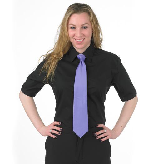 her short sleeve cafe shirt