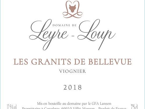 Viognier 2018 - Domaine de Leyre-Loup