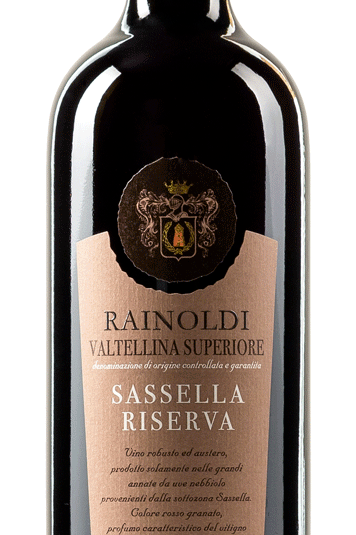 Aldo Rainoldi - Valtellina Superiore DOCG Riserva - Sasella 2013