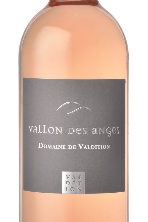 Cuvée des Anges - Rosé 2019 - Domaine de Valdition AOP Coteaux d'Aix en Prov