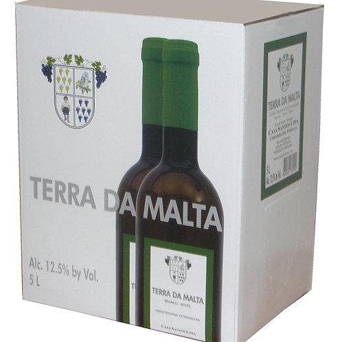 Terra da Malta BIB 5 liter wit