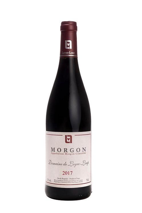 Morgon - Domaine de Leyre-Loup 2017
