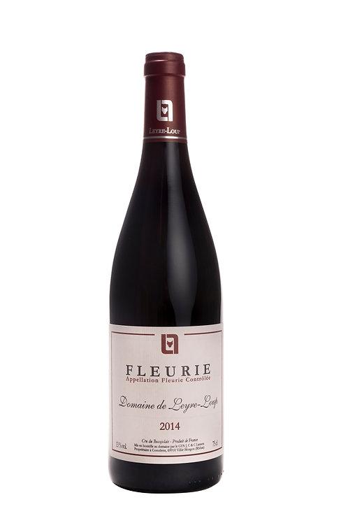 Fleurie - Domaine de Leyre-Loup 2017
