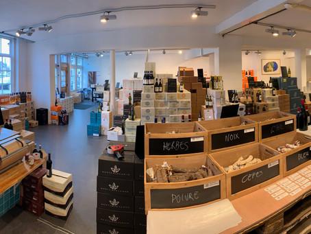 Winkel - Weesp en nieuwe winkel