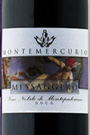 """Montemercurio - Vino Nobile di Montepulciano D.O.C.G. """"Messaggero"""""""