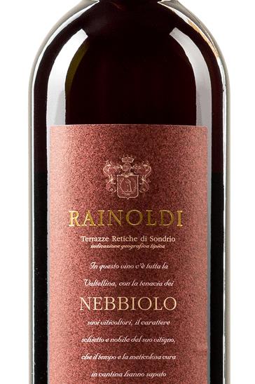 Aldo Rainoldi - Alpi Retiche IGT Nebbiolo 2017