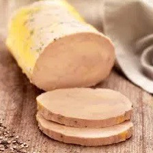 Terrine de foie gras d'oi ou canard! Huisgemaakt!