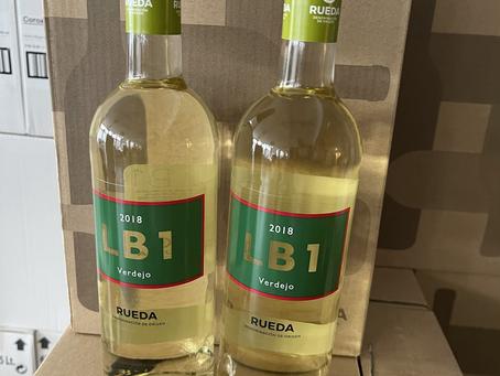 Doos LB1 - Verdejo nu voor 15 euro!